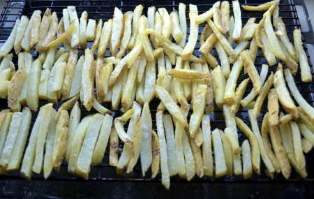 fries prep